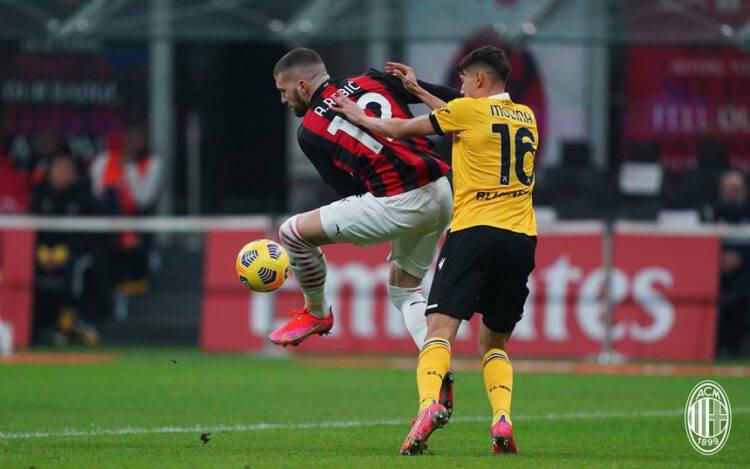 Recuperi Milan Napoli