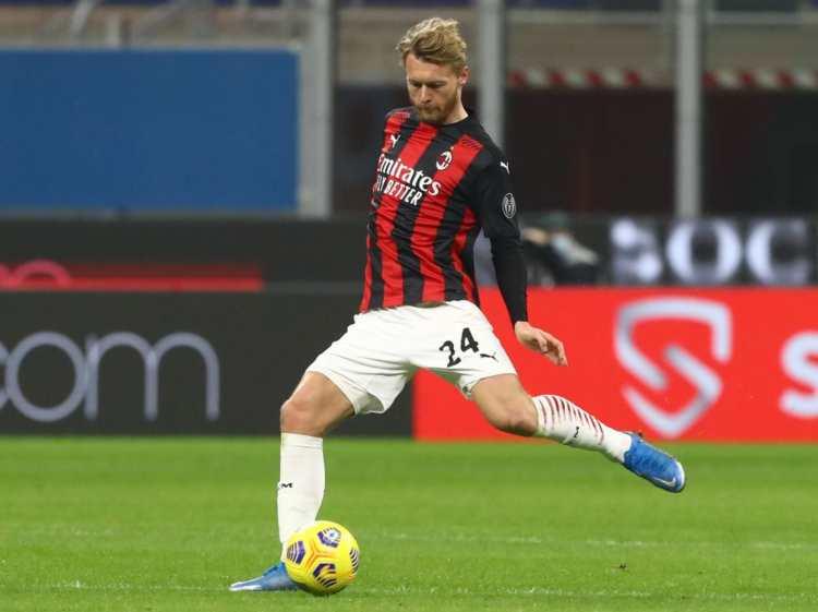 Verona-Milan formazioni