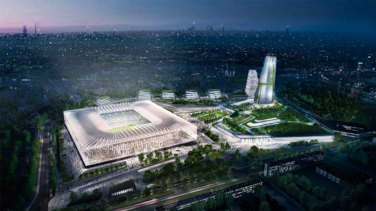 Stadio Populous Milan