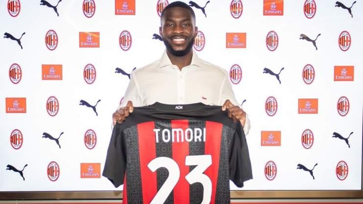 Fikayo Tomori Milan
