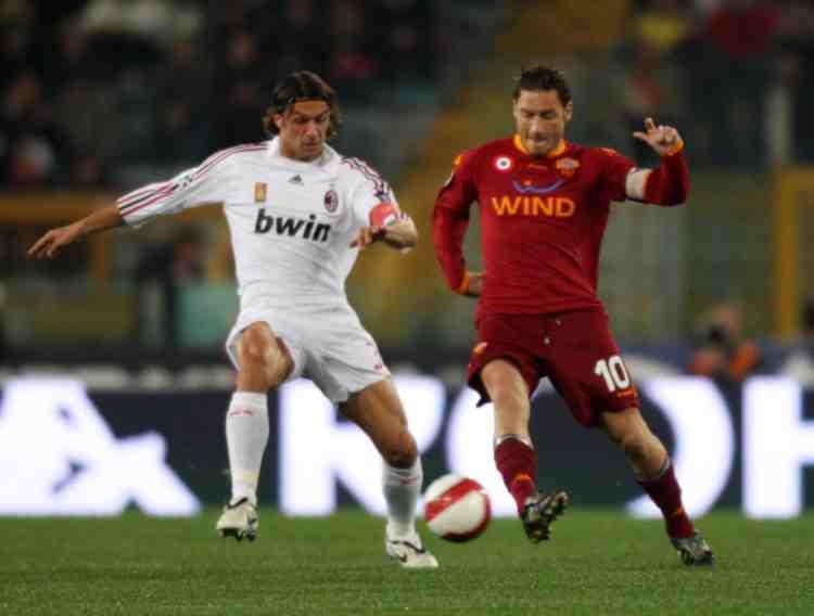 Totti Milan