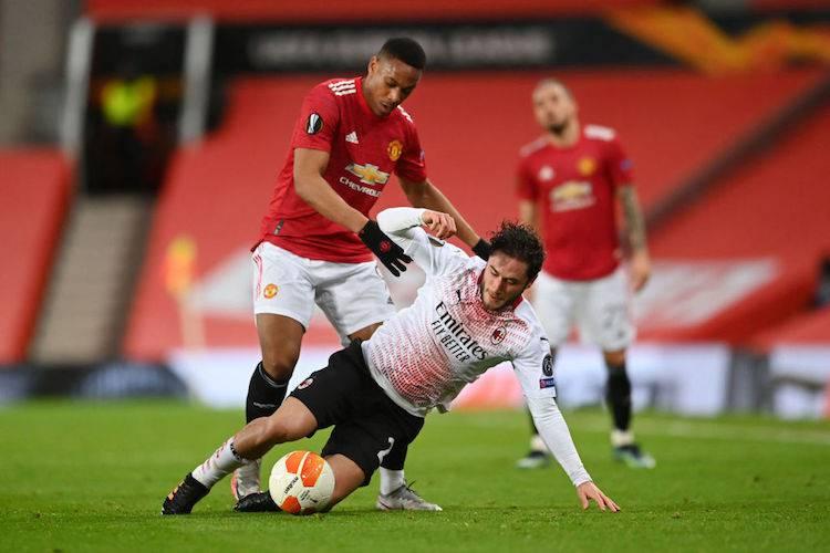 infortunati Manchester United