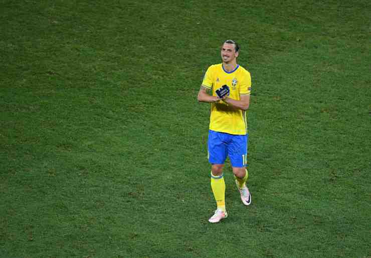 Zlatan Ibrahimovic (© Getty Images)