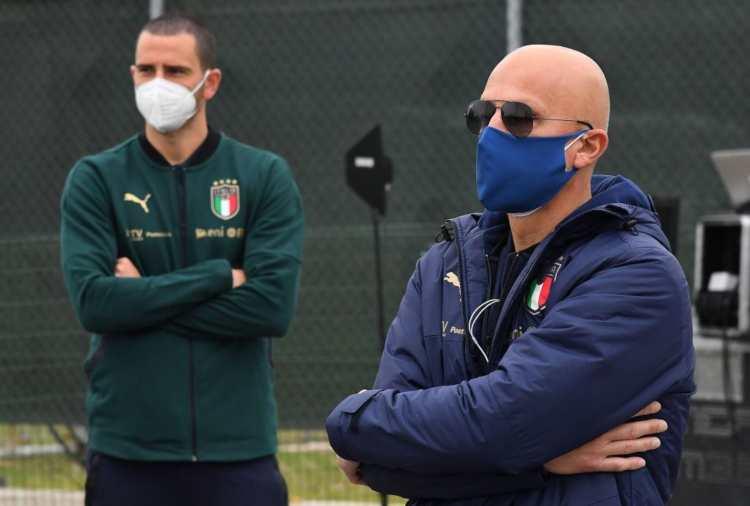 Bonucci e Vialli
