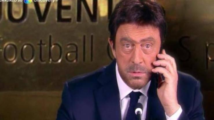 Maurizio Crozza imita Andrea Agnelli
