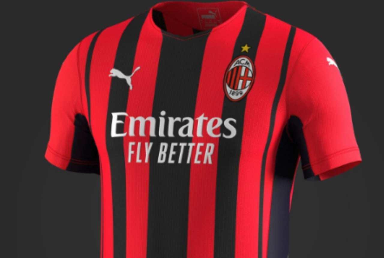 Maglia Milan 2021-2022: spuntano nuove immagini - FOTO