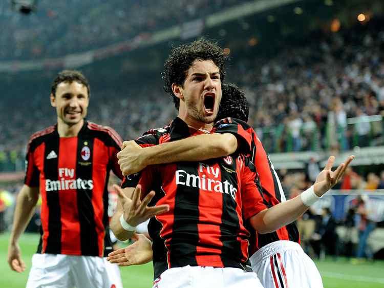 Pato Milan Inter