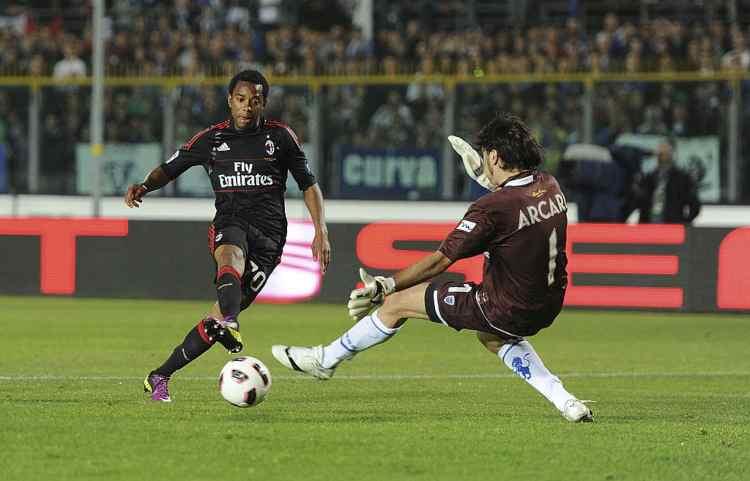 Robinho Brescia-Milan