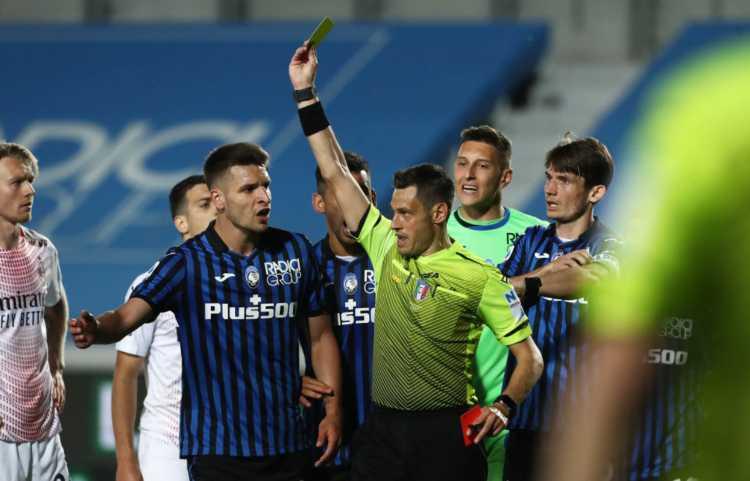 Arbitro Mariani