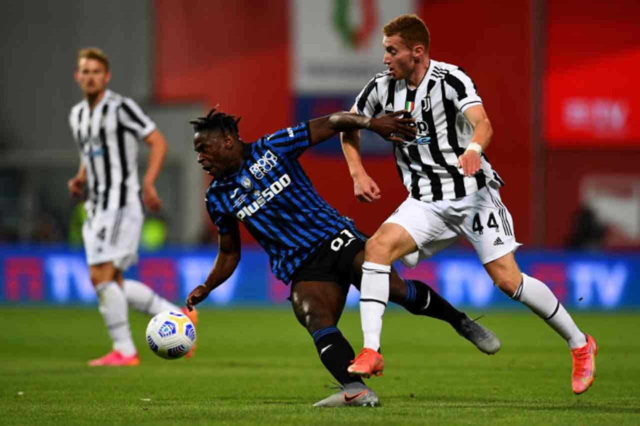 Coppa Italia, Highlights Atalanta-Juventus: gol e sintesi | Video
