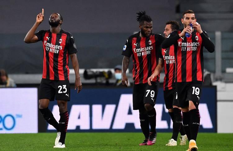 Fikayo Tomori, Juventus-Milan
