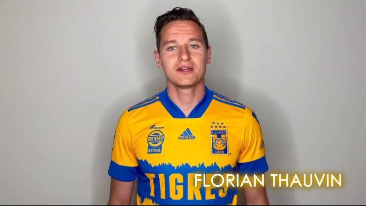 Florian Thauvin Tigres