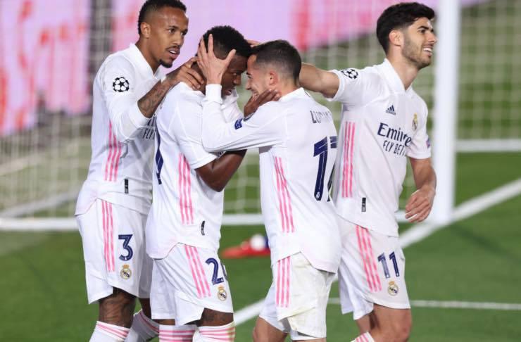 Giocatori Real Madrid
