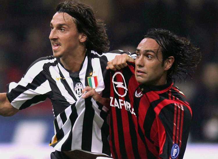Ibrahimovic e Nesta
