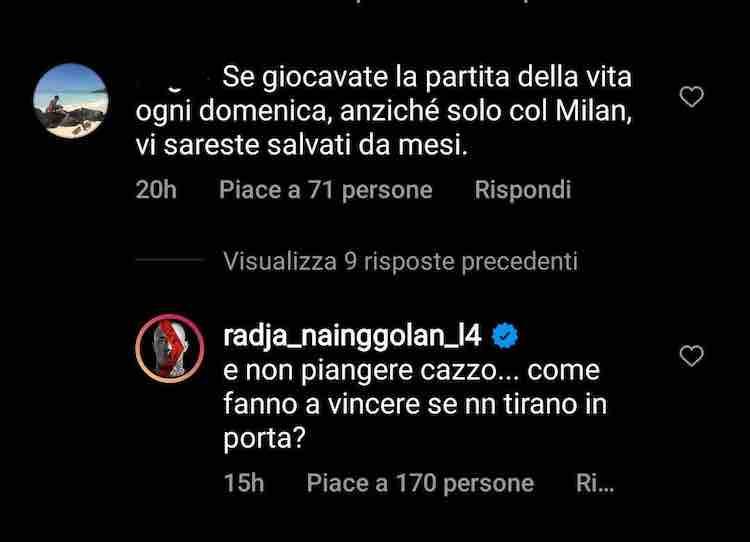 Instagram Radja Nainggolan