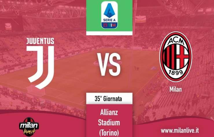 Juve Milan live