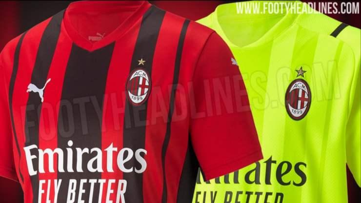 Milan Maglia 2021 2022