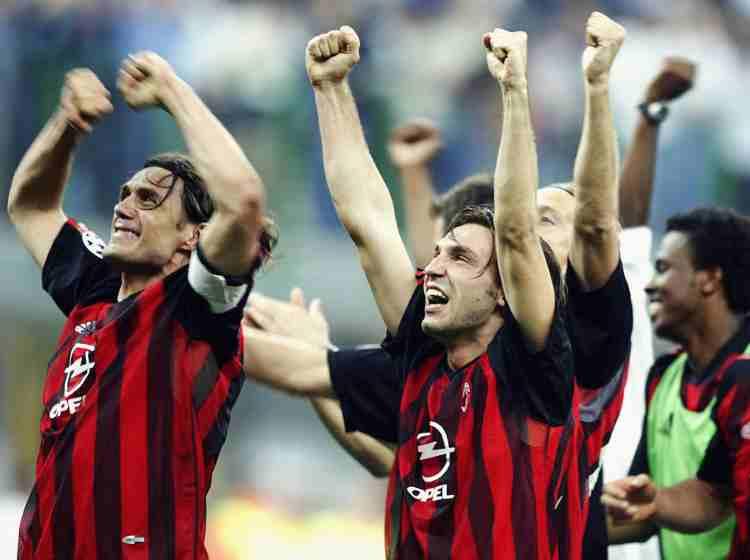 Milan-Inter Champions
