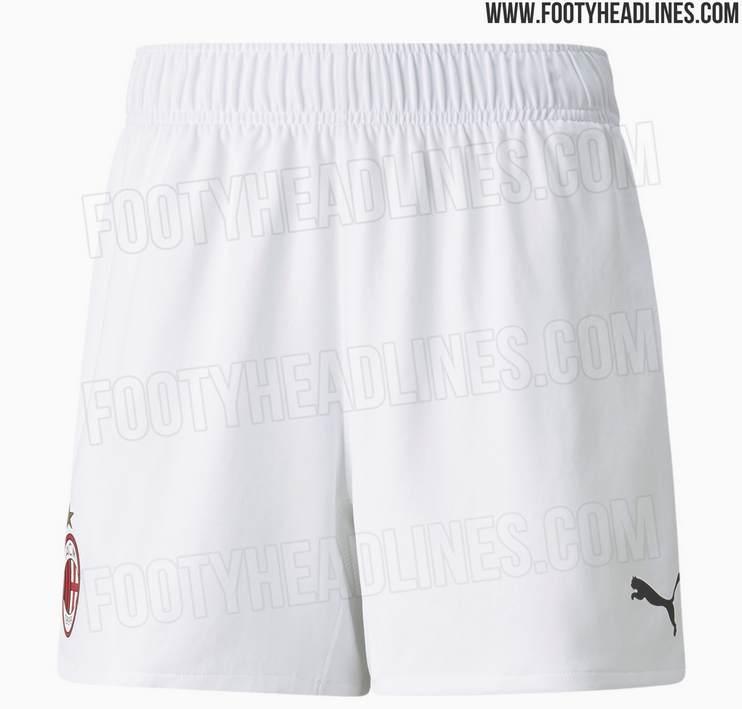 pantaloncini Milan