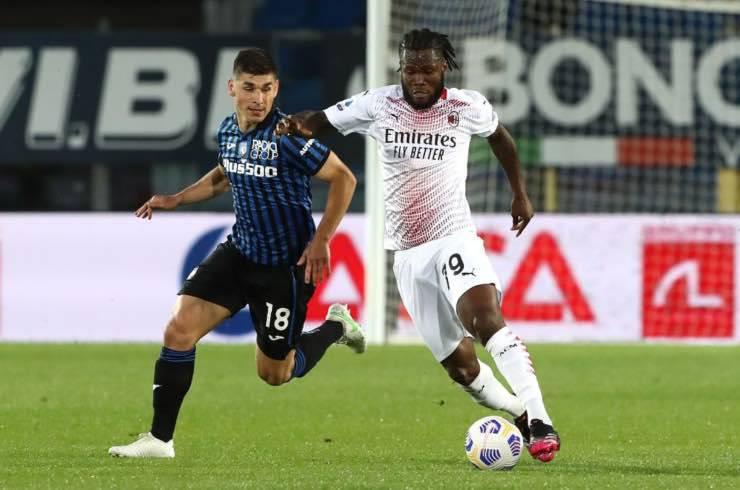 Franck Kessie vs Malinovski