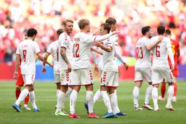 Galles-Danimarca