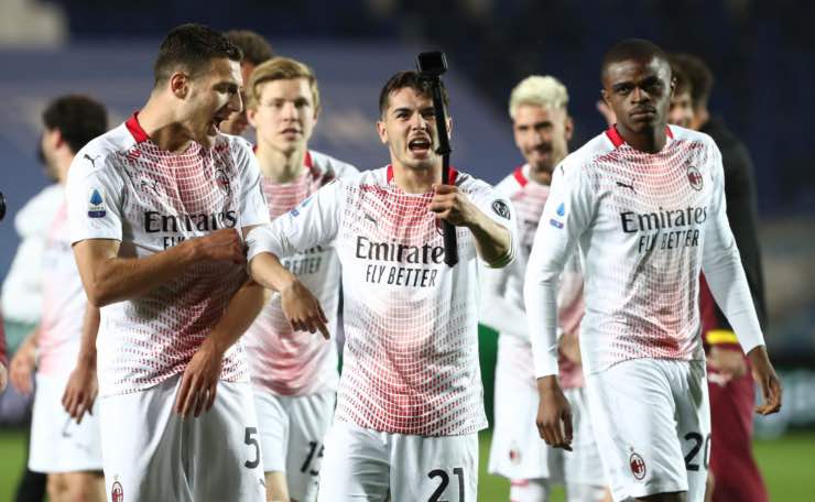 Giocatori Milan