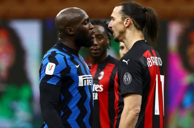 Ibrahimovic e Lukaku