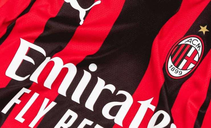 Milan sfondo maglia