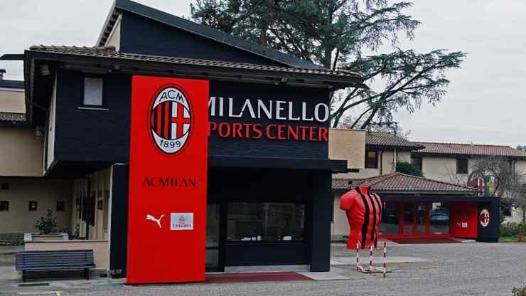 Milanello Center
