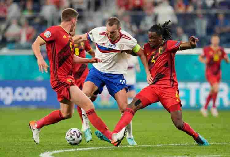 Belgio Russia