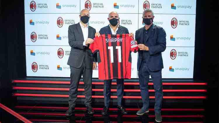 Milan e SnaiPay