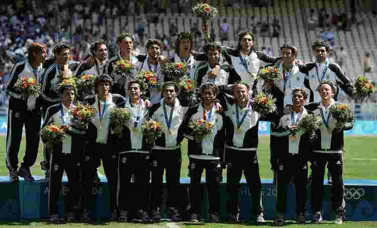 Argentina alle Olimpiadi 2004
