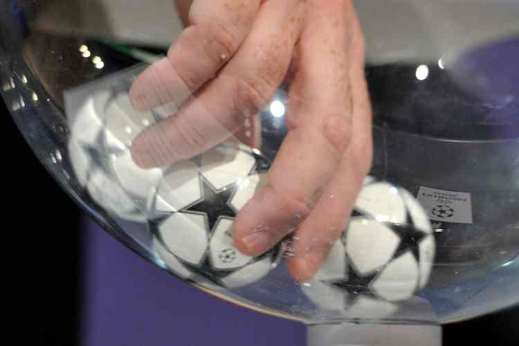 Champions League sorteggio