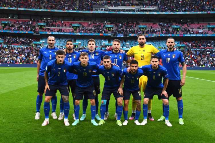 Euro 2020 Finale Italia