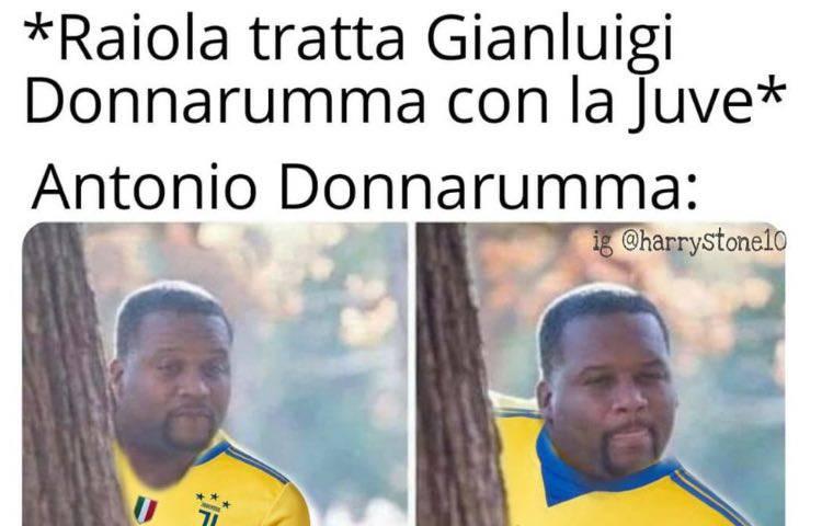 Meme Donnarumma