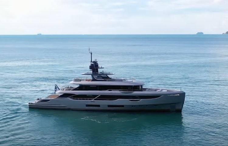 Yacht Benetti