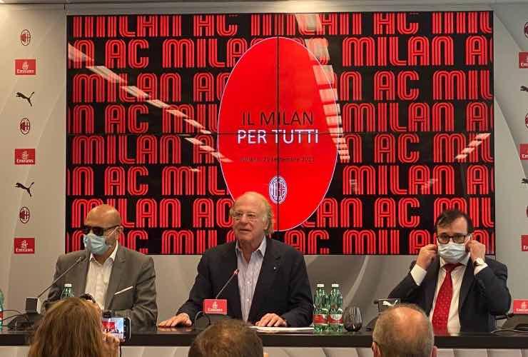 """Evento """"Il Milan per tutti"""""""
