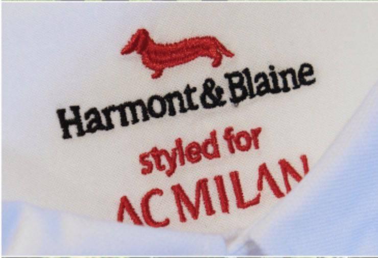 Harmont & Blaine AC Milan