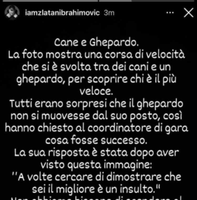 Ibra Instagram