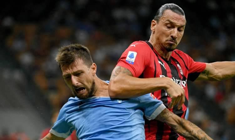 Ibrahimovic Lazio