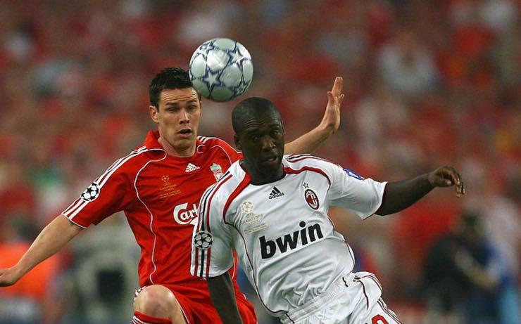 Liverpool-Milan Clarence Seedorf