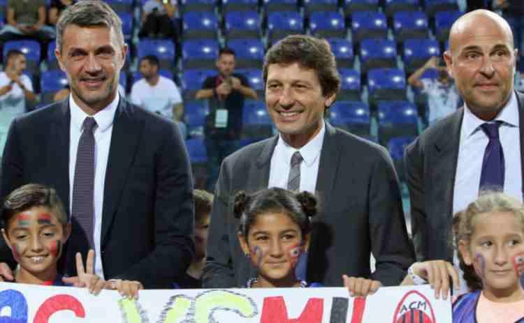 Maldini e Leonardo