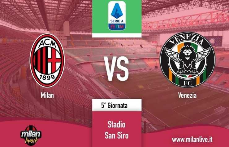 Milan AC Venezia