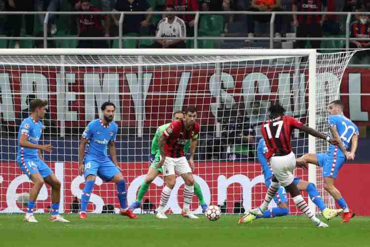 Milan Atletico Madrid