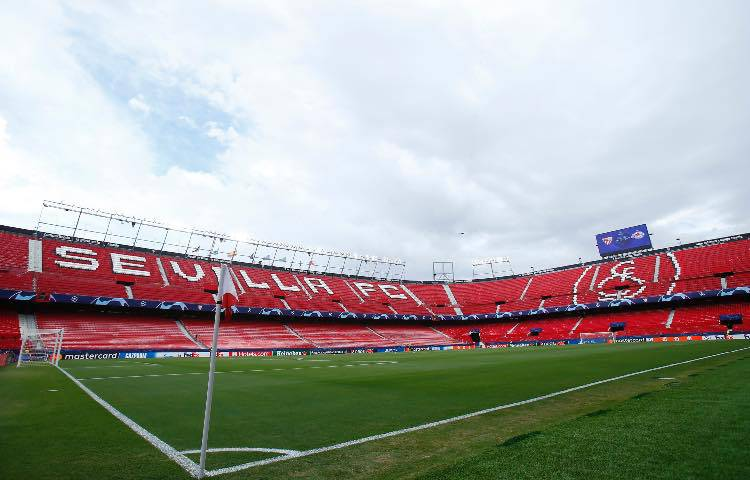 Stadio Ramón Sánchez Pizjuán, Siviglia