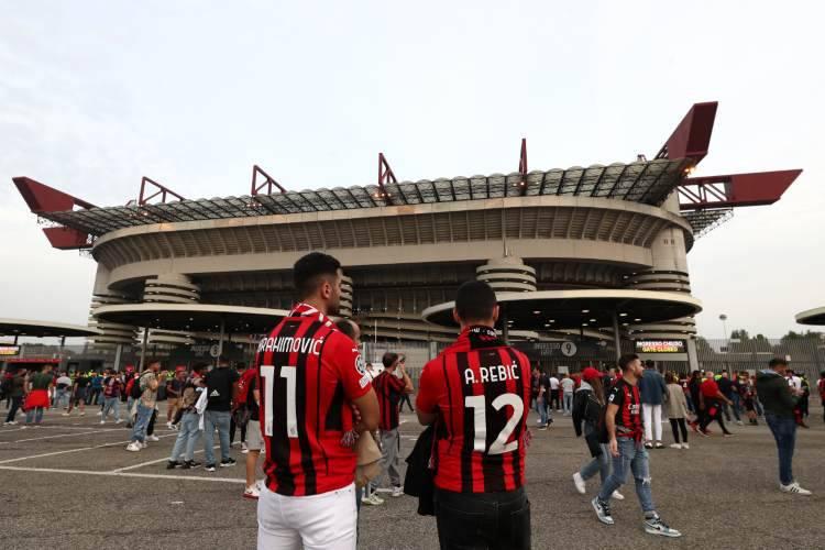 Tifosi del Milan