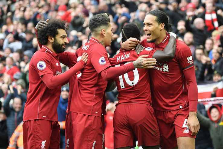 Stipendi Liverpool