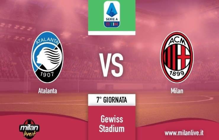 Atalanta Milan Live