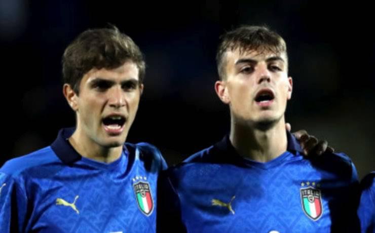Daniel Maldini Nazionale Under 20