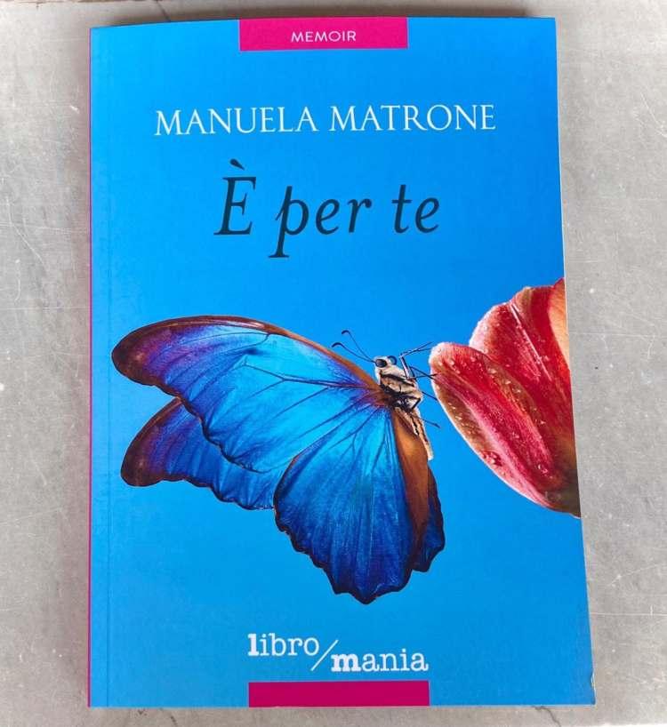 """Libro """"E' per te"""""""